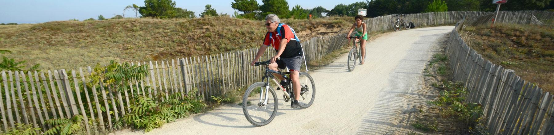 Bandeau vélo Vendée