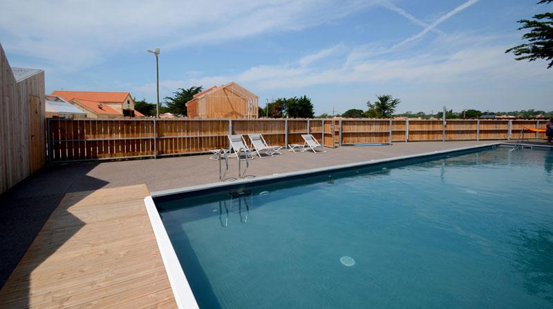 La piscine du Marais Girard