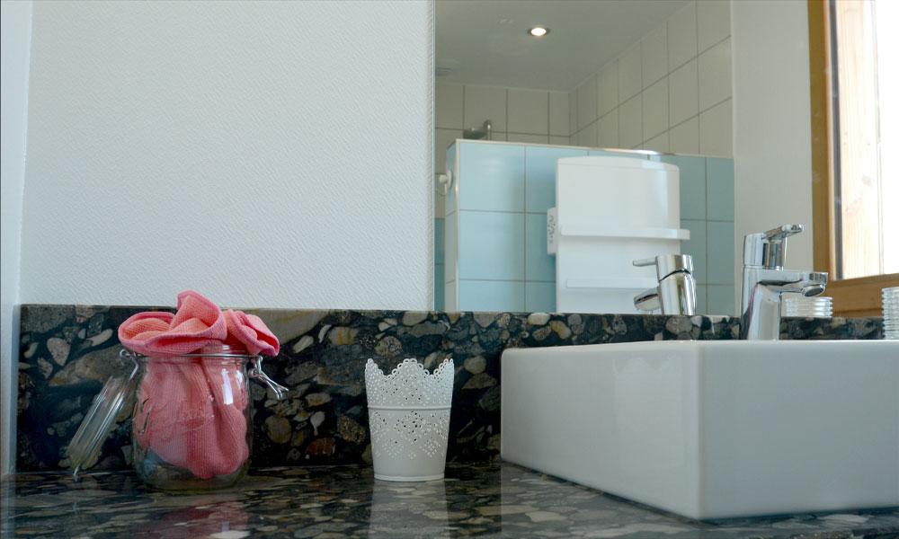 Salle de bain lavabo