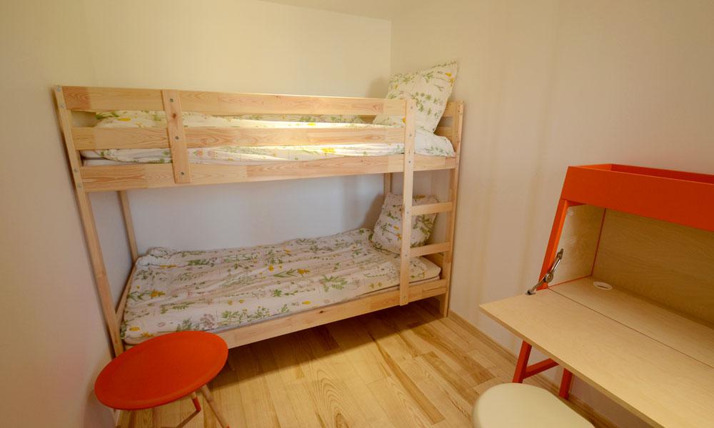 Chambre enfant villa ponton n°5