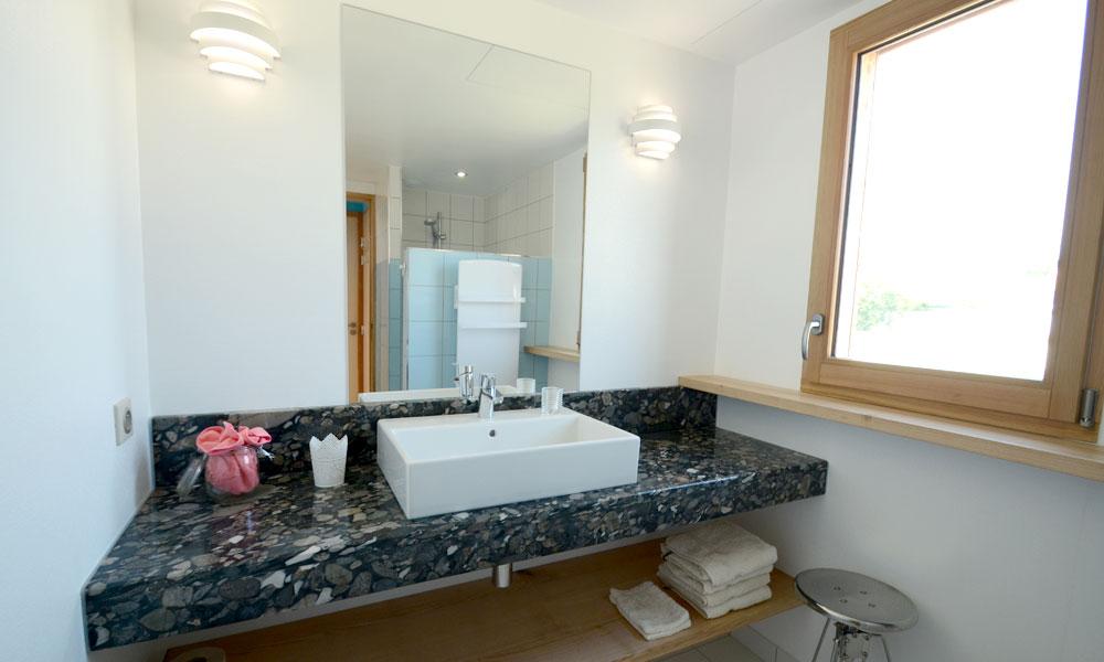 Salle de bain villa ponton n°5