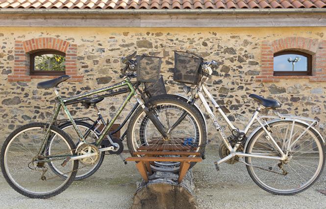 Vélos à louer