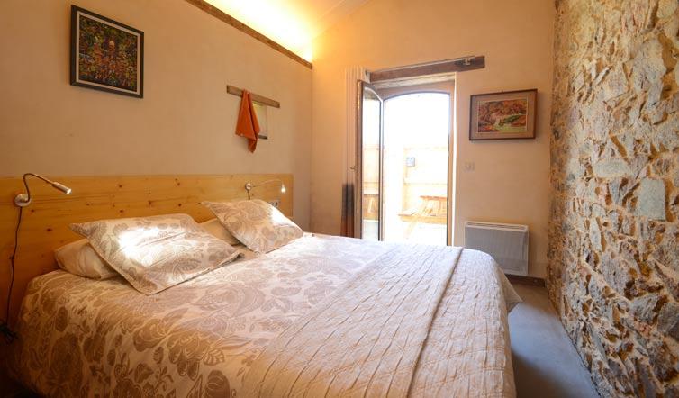 Voir Bedroom « Les Dunes » – 29 m2 - 2/3 per.