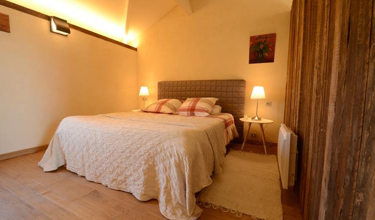 Voir Chambre « La Normandelière » – 30 m2 - 2/3 pers.