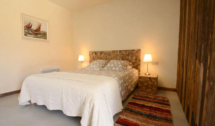 Voir Chambre « La Sauzaie » – 30 m2 - 2/3 pers.